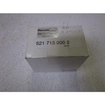 LOT OF 12 REXROTH 521 713 000 2 VALVE Origin IN BOX