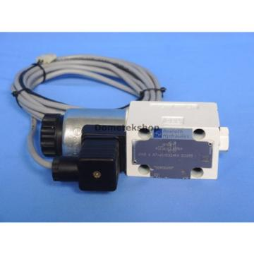 Rexroth 4WE 6 X7-61/EG24K4 SO293 Hydraulic Valve