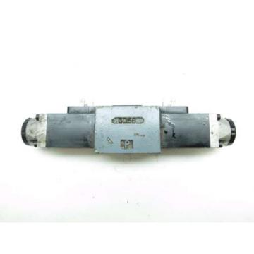 REXROTH 4WE6H51/AW110-50/60N9Z45 DIRECTIONAL CONTROL SOLENOID VALVE D556968