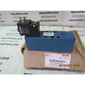REXROTH PNEUMATIC VALVE R432006435 Origin