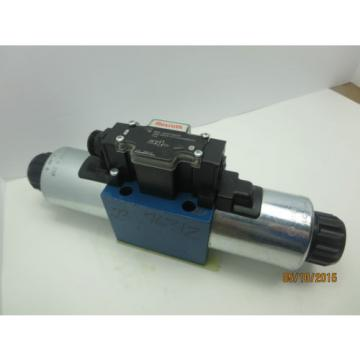 Rexroth 4WE10D40/0FCG24N9DK25L Directional Spool Valve Origin