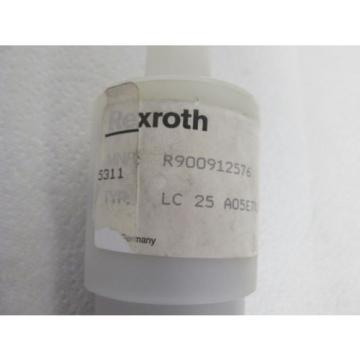 Origin Rexroth R900912576 2-Way Cartridge Valve w/o Control Cover, LC 25 A05E7X/