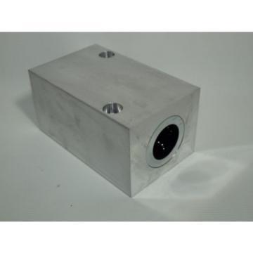 origin BOSCH REXROTH Linear Ball Bearing Unit Tandem Closed Design R1085 640 20