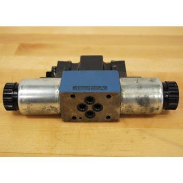 Rexroth 4WE6J61/EG24N9DK24L Hydraulic Directional Valve - USED