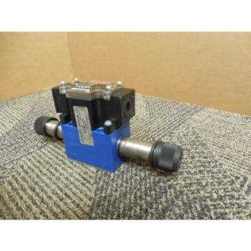 REXROTH 4WE6D1/OFEW110N9DA SOLENOID VALVE NO COILS