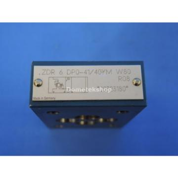 Rexroth ZDR 6 DP0-41/40YM W80 Hydraulic Valve
