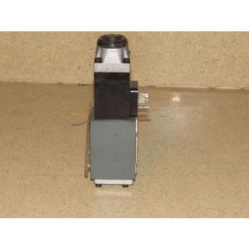 REXROTH REX ROTH HYDRAULIC VALVE MODEL 4WE6D51/NZ4 B