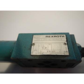 Rexroth ZDR6DP242/1504M/12 Hydraulic Reducing Valve