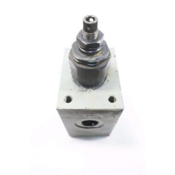 REXROTH DBDS-10-G13/50 PRESSURE RELIEF HYDRAULIC VALVE D550741