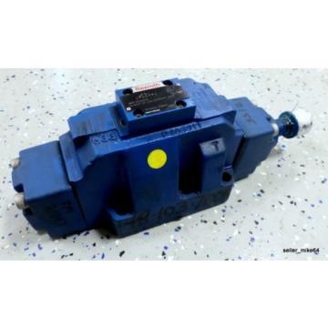 REXROTH R900929455 H-4WH 25 E66/QM0G24 SO12 INTERNALLY PILOT DIRECTIONAL VALVE