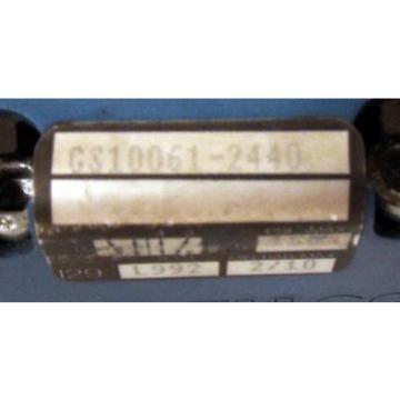 1 Origin REXROTH GS10061-2440 VALVE CERAM SOLENOID NNB