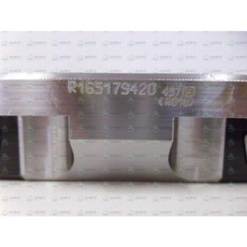 REXROTH R165179420 LINEAR BEARING Origin IN BOX