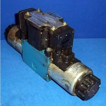 REXROTH 24V HYDRAULIC DIRECTIONAL VALVE 4WE6J61/EG24N9DK24L/B10 JCH