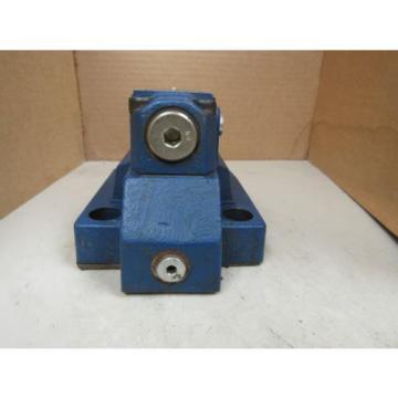 Origin REXROTH HYDRAULIC VALVE DB30-2-52/315X/12 DB30252315X12 R900534721 FD:89008