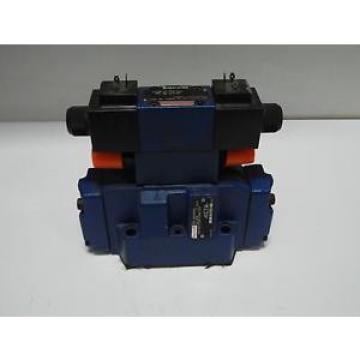 REXROTH DIRECTIONAL CONTROL VALVE  4WEH16E72/6EW110N9ETS2K4