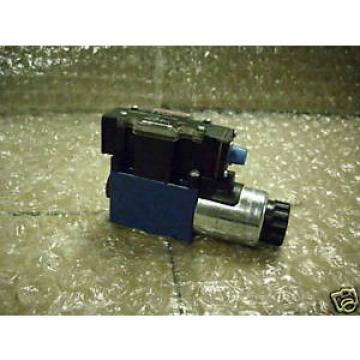REXROTH 4WE6HB62/EG24N9DK24L2/62 HYDRAULIC SOLENOID VALVE  Origin NO BOX