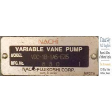 1 USED HYDRAULIC POWER PACK 10 HP MOTOR NACHI PUMP MAKE OFFER