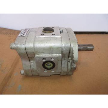 NACHI Fujikoshi Corp, Type :IPH-4A-32-E-20 Hydraulic Pump working before removal