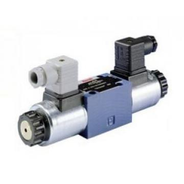3WE10A73-3X/CG24N9K4/A12V Rexroth Type 3WE10 Directional Valves