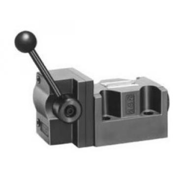 Manually Operated Directional Valves DMG DMT Series DMT-10-3C40-30