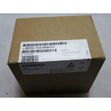 Siemens Simatic S5-100U 6ES5103-8MA02