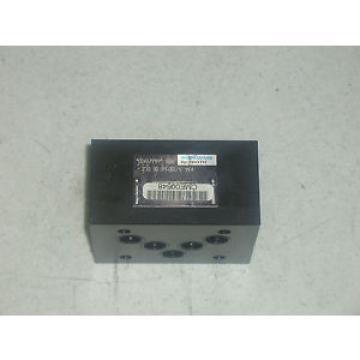 REXROTH Z1S 10 P1-33/V W4 CHECK VALVE