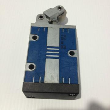 REXROTH CAM OPERATED PNEUMATIC VALVE 563-441-010-0