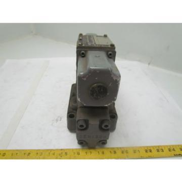 Denison D1D123320303031001 Directional Control Valve Hydraulic 115/60 Coils
