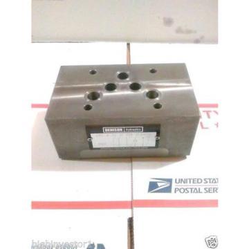 DENISON HYDRAULICS ZRE-B-02-E1, 098-91304-0  STEEL CHECK VALVE
