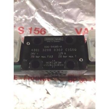 DENISON 4D01-3201-0302-C1G0Q, 026-54185-H DIRECTIONAL CONTROL HYDRAULIC VALVE
