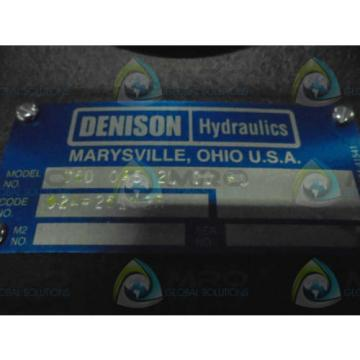 DENISON HYDRAULICS T6D0452L00B1 MOTOR Origin NO BOX