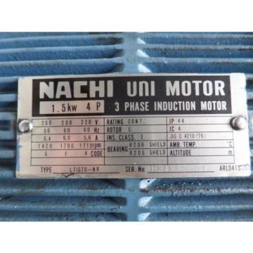 NACHI HYDRAULIC PUMP LTIS70-NR UPV-1A-16N-15A-4-2535A PVS-1B-16N1-2535A John