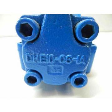 Nachi DHE10061A or DHE10-06-1A Hydraulic Valve