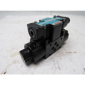 Nachi SL-G01-C5-RT-C1-93208 Hydraulic Solenoid Directional Control Valve