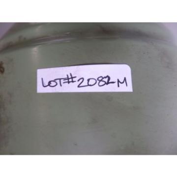 YASKAWA HYDRAULIC PUMP FEQ 71-2350 NACHI VANE PUMP VDR-1A-1A2-13 LOT# 2082M
