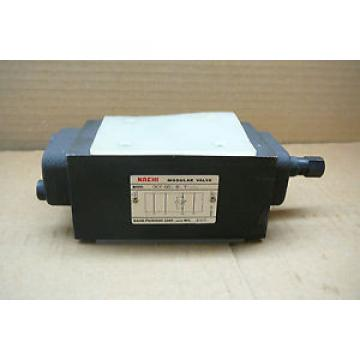 OCY-G03-B-Y-J50 Nachi Hydraulics Origin Modular Control Valve OCYG03BYJ50