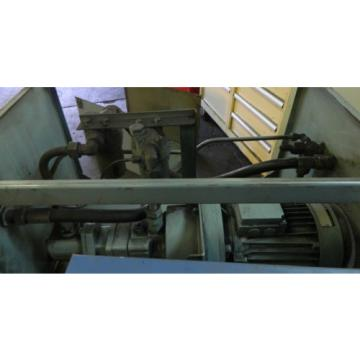 ASEA 3 HP 22kW Complete Hyd Unit w/ Tank, Rexroth Pump, Used, WARRANTY