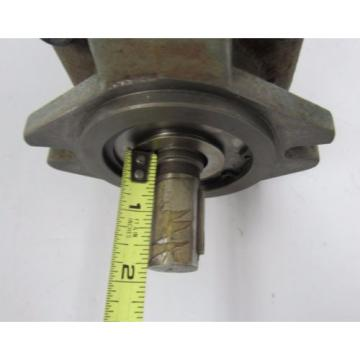 NACHI PISTON PUMP PVS-1B-16N3-E11