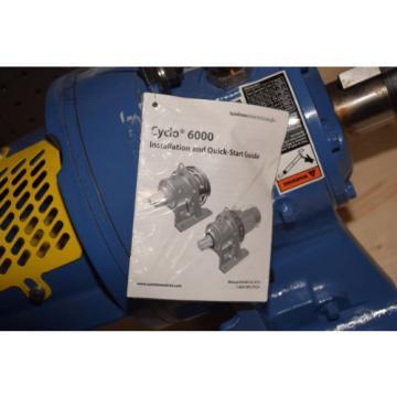 Origin Sumitomo SM-Cyclo 6000 PA022870 Speed Gear Reducer CHHJ-6140Y-8 Ratio:8