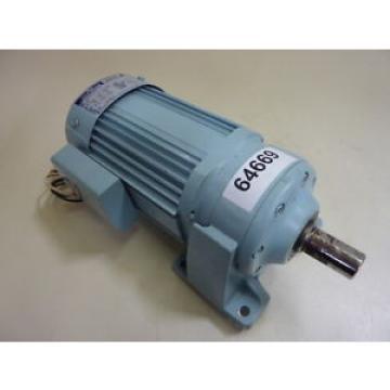 Sumitomo Induction Gear Motor CNHM05-5085-15 Used #64669