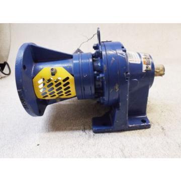 SUMITOMO SM-CYCLO CNHJ-6095DAY-231 GEAR BOX, RATIO 231, 1750 RPM, INPUT HP 024