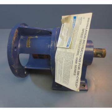 Sumitomo Gear Reducer Model CNHJMS5-6125Y-13 13:1 Ratio 1750 RPM 795 Input HP