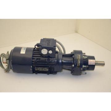 WATT Drive WAC81K4 Gear Motor, 230/400VAC w/ Sumitomo CNFX 29:1 Gearhead
