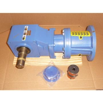 Sumitomo SM-Hyponic Right Angle Gear Speed Reducer, RNFJ-1520LY-X1-25, 25:1