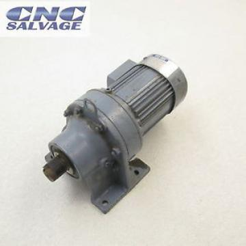 SUMITOMO TC-F INDUCTION GEAR MOTOR 02KW 87:1 1-1/8#034; SHAFT DIA CNHM02-4105
