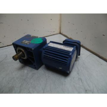 Sumitomo SM-Hyponic Induction Geared Motor, RNFMS01-20LY-50, 60:1,  WARRANTY