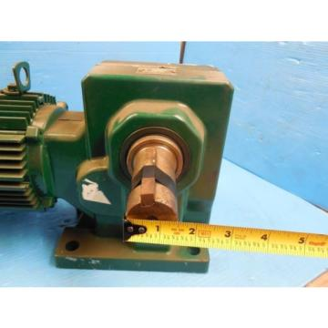 SUMITOMO RMH1-50RY AC GEAR BOX amp; MOTOR CLASS I MOTOR HP 1 RATIO 80 RPM 219