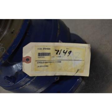 Sumitomo Cyclo XVCGS 211 17 Gearbox Gear Reducer Drive P/N 211-17/090