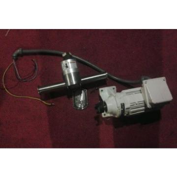 Unibloc-gp sanitary food grade gear pump and sumitomo cnhms05-6075ya-11 motor