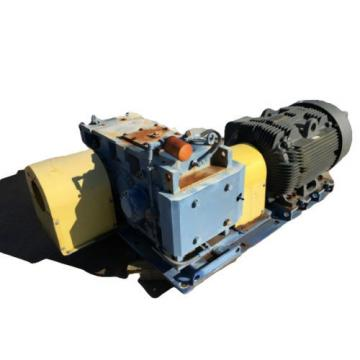 Sumitomo Paramax 9000 Gear Box PHD907 P3Y RLFB 40 125 HP 1750 RPM REFURBISHED
